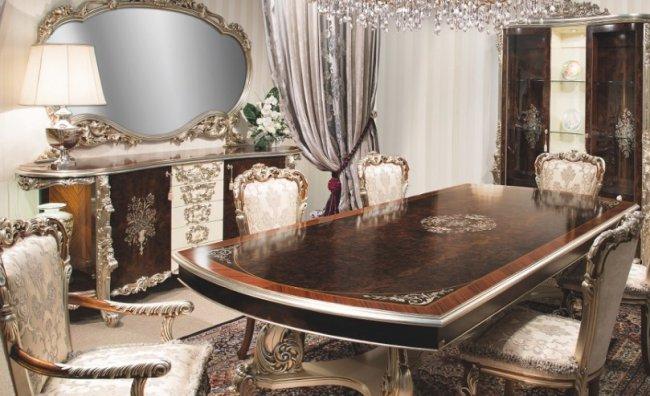 Итальянская мебель – роскошь в каждой детале