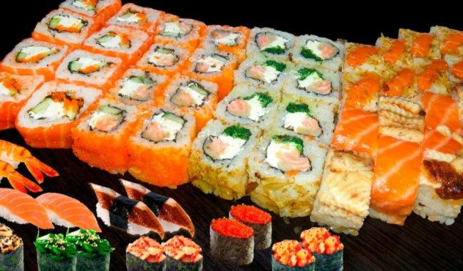 Суши Wok с доставкой на дом – вкусное решение