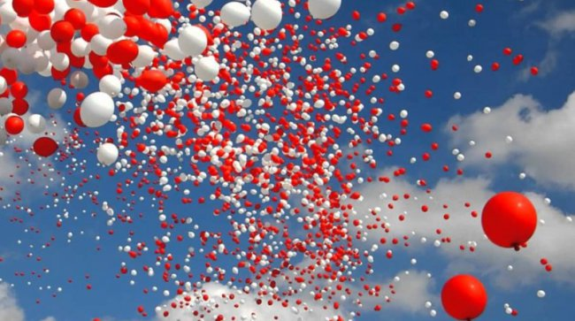 Где заказать воздушные шарики, чтобы сделать праздник? 2