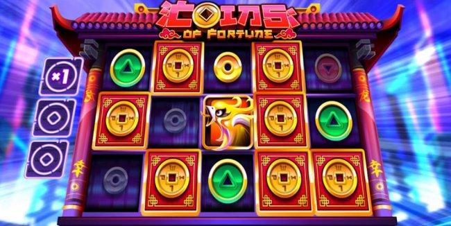 Игровой автомат Coins of Fortune